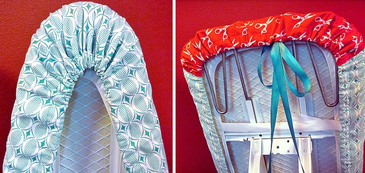 Did you know the modern ironing board was invented and patented by African American former slave, Sarah Boone in 1892?  Easy Ironing Board Cover | Sew4Home