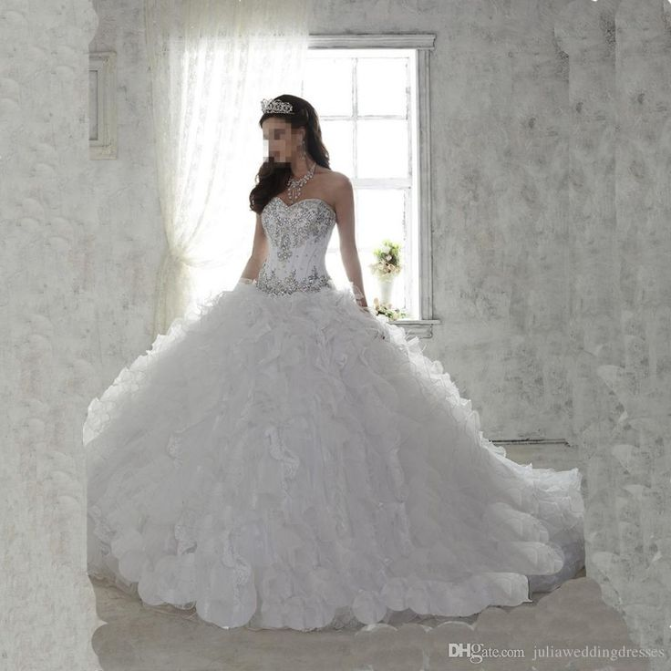 New Elegant White Quinceanera Dresses 2017 With Beaded Crystals Sequined Ruffles Sweet 16 Long Prom Party Gowns Pageant Dresses QC 516 Quinceanera Dresses Quinceanera Dresses 2017 Quinceanera Gowns Online with $194.29/Piece on Juliaweddingdresses's Store | DHgate.com