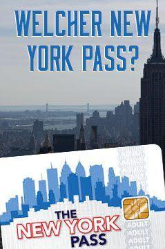 Meine Erfahrung mit den New York Pässen!  Auf Städtereisen nutze ich gerne einen Citypass – auch Tourist Card genannt. Für New York sparen diese Pässe dir viel Wartezeit, da du dich nicht an den Ticketschaltern anstellen musst. Welcher der Richtige für dich ist? Klicke auf den Link. #reisen #newyork #nycity