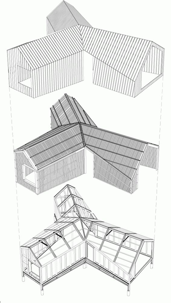 17 best images about exploded axonometric architectural for Architektur axonometrie