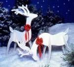 Free Yard Reindeer Patterns | resource from WoodworkersWorkshop Online Store - reindeer,yard ...