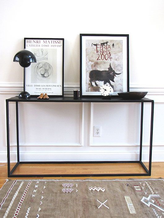 Say Hello To These 4 New Entry Table Ideas
