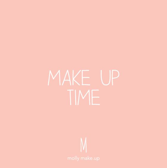 Yes Please!! Make.Up Time