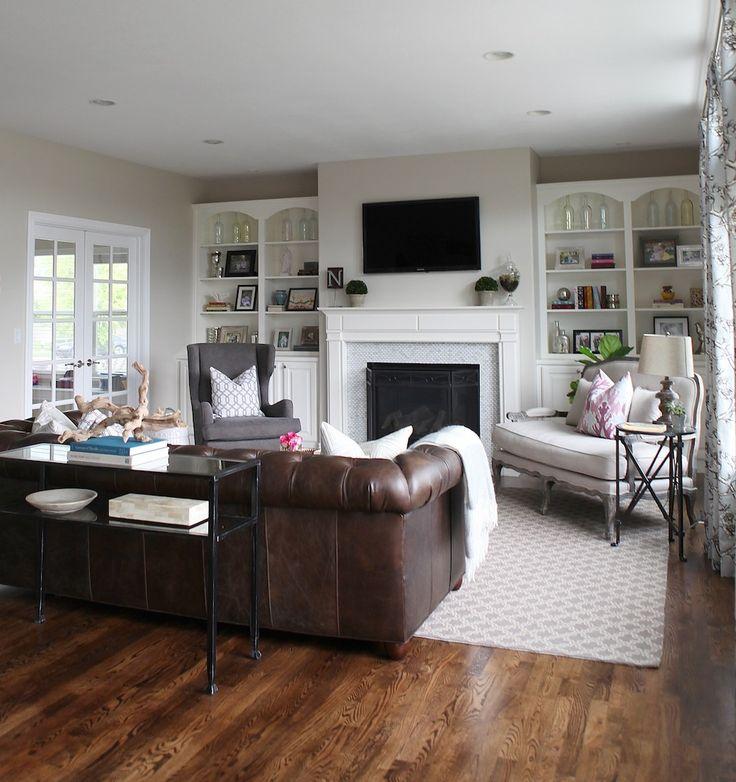 Best 10+ Chesterfield living room ideas on Pinterest - living room ideas brown sofa
