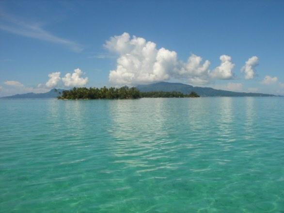 Polinesia Francese: Vahine Island