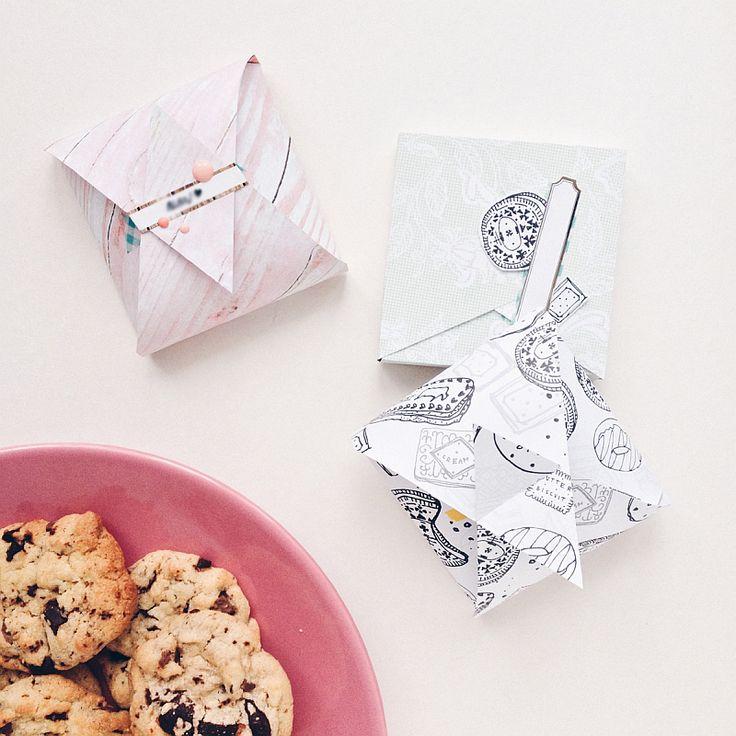 <p>Mamy ciekawy pomysł na oryginalne opakowania na małe upominki. Jeśli lubisz wręczać bliskim drobne słodkie prezenciki, sprawdź jak wykonać własnoręcznie ozdobne pudełka. Bądź kreatywny i skorzystaj z naszej instrukcji krok po kroku- to światna zabawa!</p>