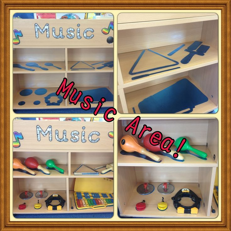 Music Area - EYFS