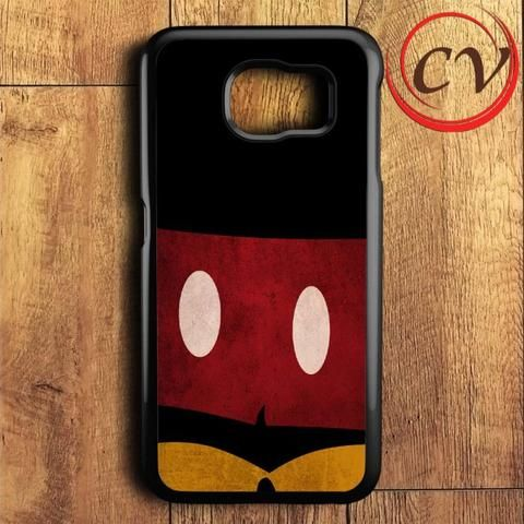 Hipster Mickey Mouse Samsung Galaxy S6 Case