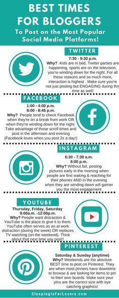 1128 best Social Media Marketing images on Pinterest Social - social media tracking spreadsheet