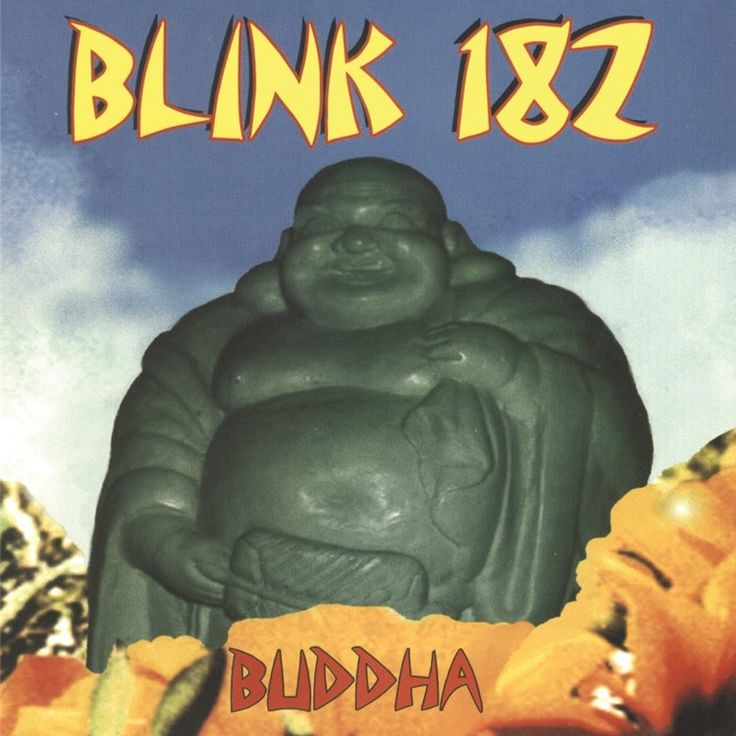 Blink 182 - Buddha on 45RPM LP