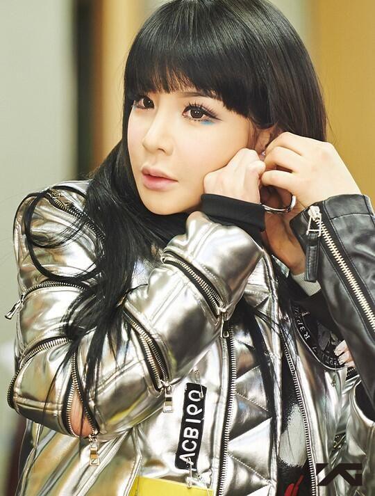 Park Bom #2NE1Style