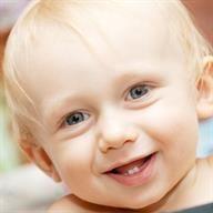 Primeros dientes del bebé vía www.mibebeyyo.com