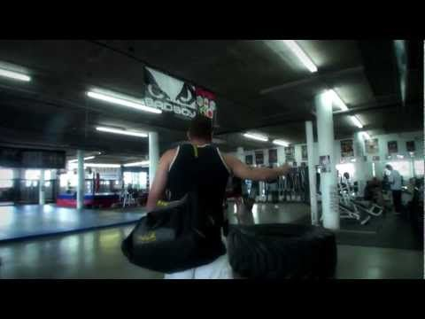 """Nabil """"The Thrill'"""" Sparring at TRISTAR GYM"""