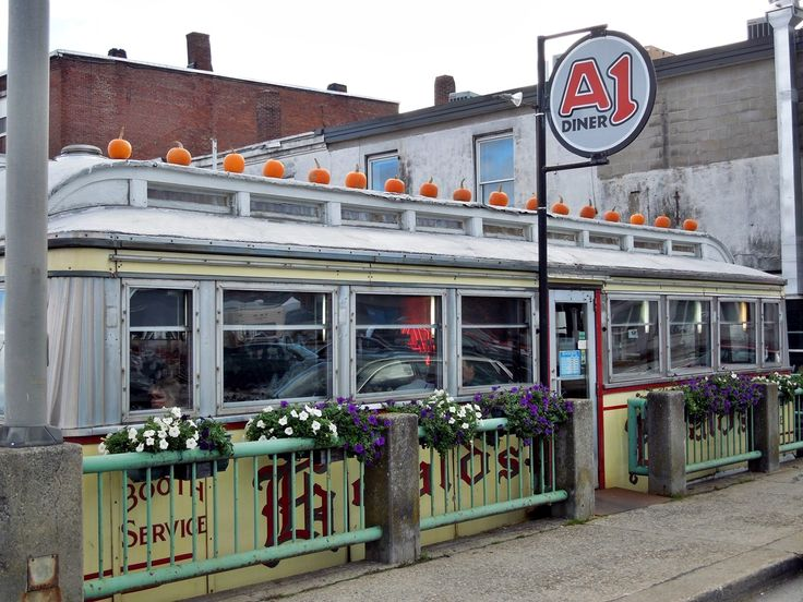 The Best Diners in New England!