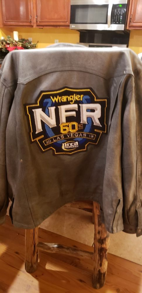 ca40d2f6596 NFR Jacket 2018 National Finals Rodeo contestant jacket NEW w tags XL   fashion  clothing  shoes  accessories  mensclothing  coatsjackets (ebay  link)