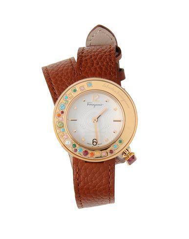 Orologio da polso Salvatore ferragamo Donna - Acquista online su YOOX