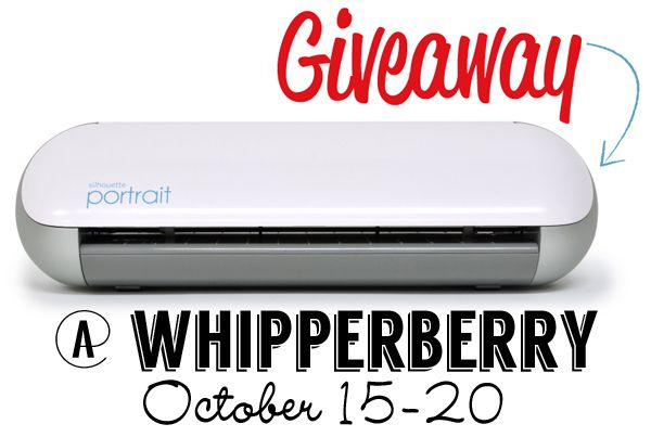 Whipperberry Silhouette Giveaway