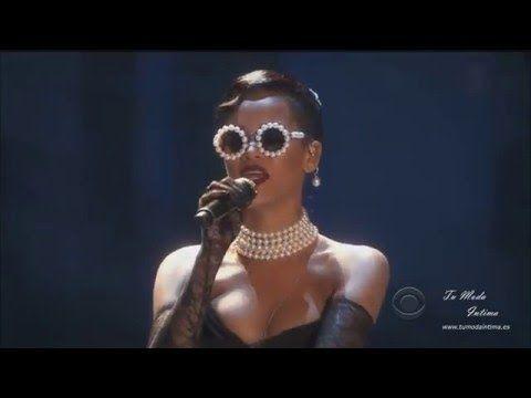 Rihanna - Love On The Brain (Live From the 2016 Billboard Music Awards) - YouTube