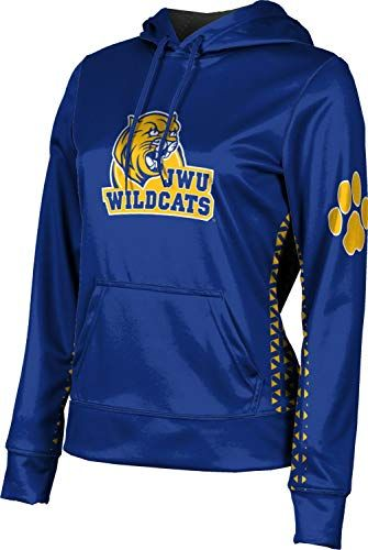 Prime School Spirit Sweatshirt Johnson /& Wales University Girls Pullover Hoodie