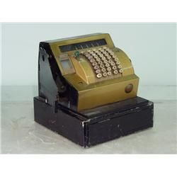 I like the style Vintage 1950's Mechanical Cash Register