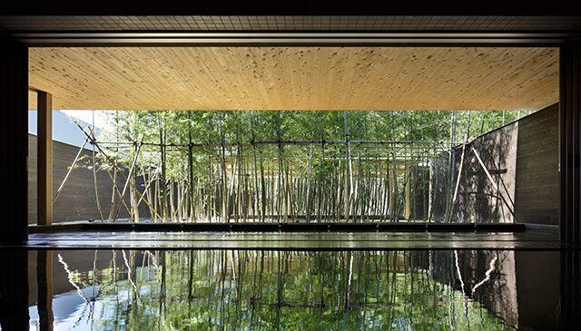 湯の山温泉 アクアイグニス Hotsprings Aquaignis Mie Prefecture