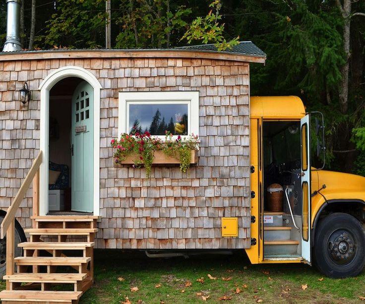 les 25 meilleures id es de la cat gorie bus de camping de l 39 cole sur pinterest camping de bus. Black Bedroom Furniture Sets. Home Design Ideas