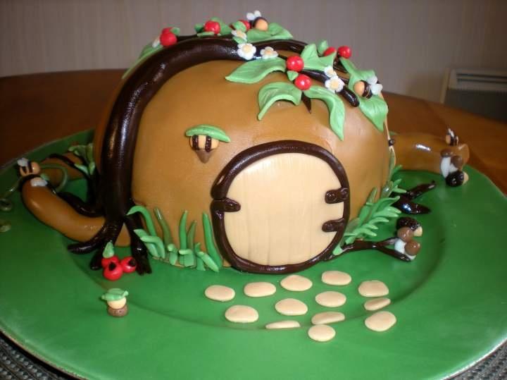 Gâteau théière normande (Desserts [fêtes ]) - Recette de cuisine du forum de Supertoinette