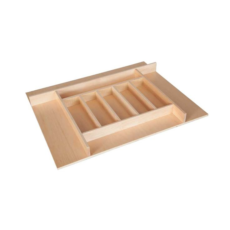 "Century Components Silverware Tray Insert 26-3/4"" Wide TTKF26PF  