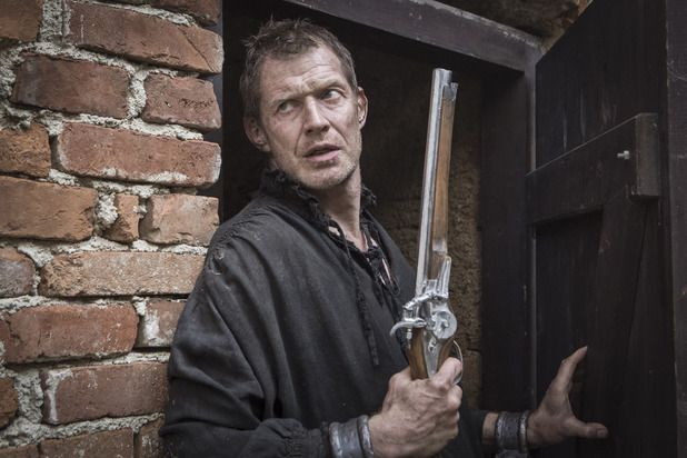 """Jason Flemyng On Being """"A Proper Old-School Villain"""" In Three Musketeers"""