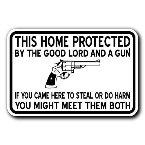 Beware Of Gun Signs Goldenacresdogs