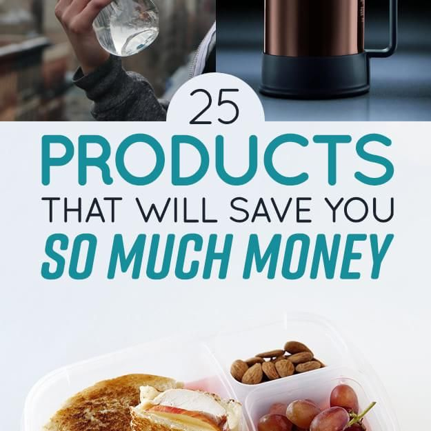 25 Products That Will Save You So Much Money