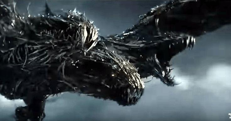 Transformers: O Último Cavaleiro ganhou um novo comercial com aparição do robô Dragonstorm