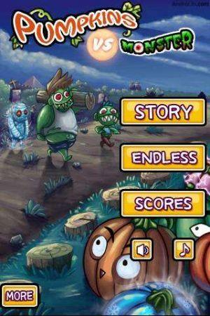 Pumpkin vs. Monster - Game Terseru Buat Android Anda