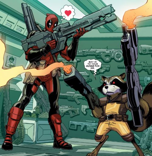 why deadpool and guardians - photo #9