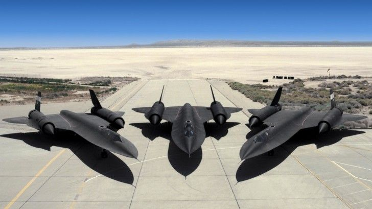 Aircraft : Aircrafts Stealth Blackbirds
