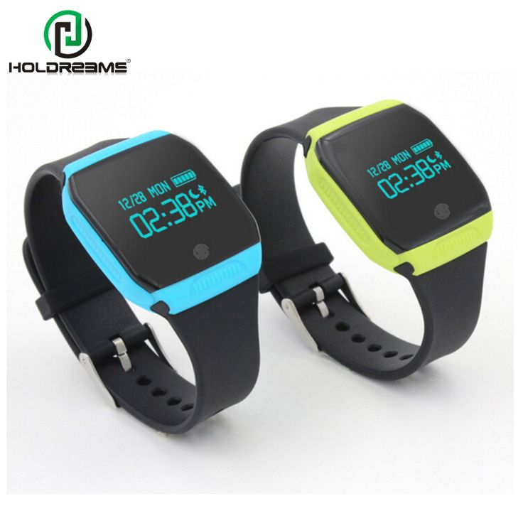 HOLDREAMS HS7S Bluetooth GPS Sports Tracking Smart Wristband Bracelet Pedometer Fitness Tracker Smartband for Android iOS Phones