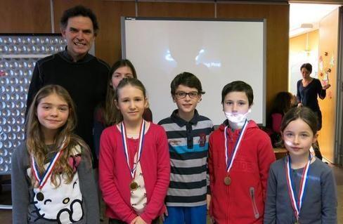 ... et champions d'échecs - 26/12/2014, Saint-Cyr-sur-Loire (37) - La Nouvelle République
