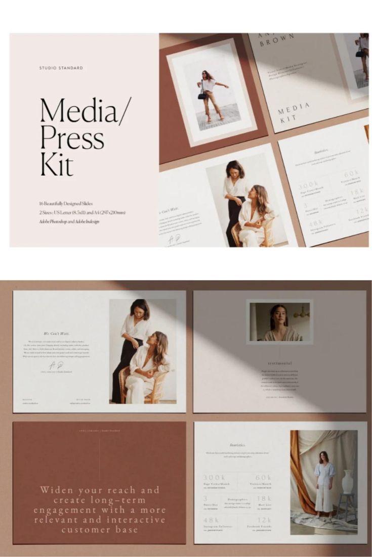 Media Press Kit