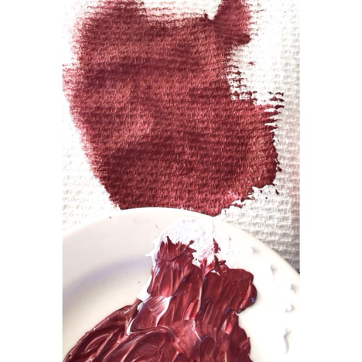 mixing colours...working on my take of the new Pantone Colour for 2015...Marsala!   Earthy✔️spicy✔red wine✔️..  I think it's just about there!!  Claire Webber, Hobart, Tasmania