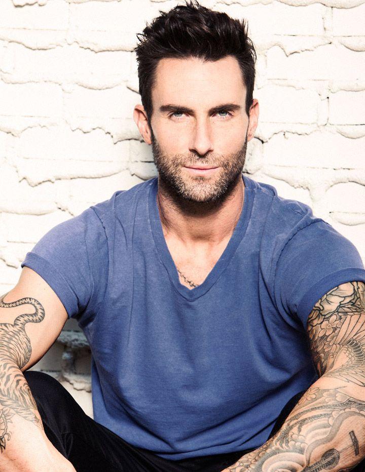 Adam Levine. <3