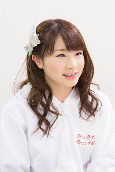 ナタリー - [Power Push] モーニング娘。'14 au「ブックパス」インタビュー (1/2) / 石田亜佑美