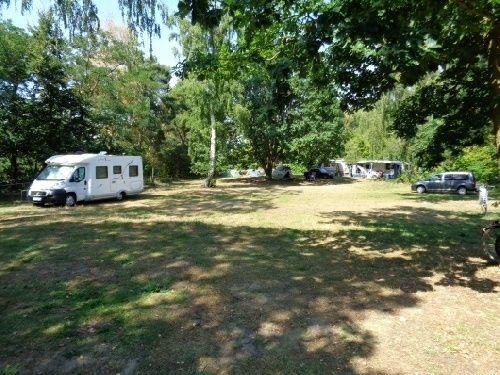 Stellplatz CampingPlatz Ecktannen