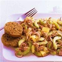 Aardappelsalade met tonijn recept - Salade - Eten Gerechten - Recepten Vandaag