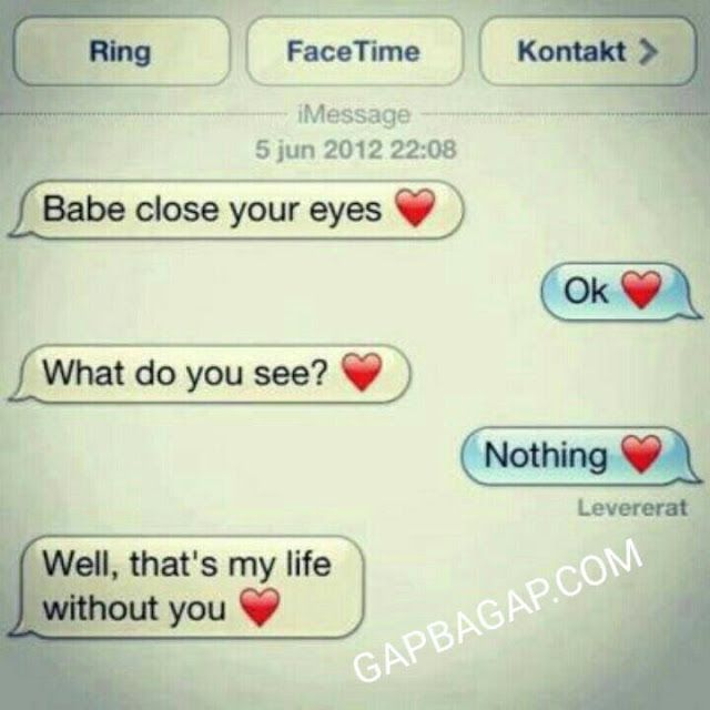 #Hilarious Emoji Text Message About Love