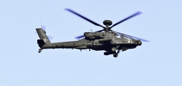 The AH-64E Apache helicopter is slated for a new targeting system as Lockheed Martin gains $337 million in orders for multiple countries.