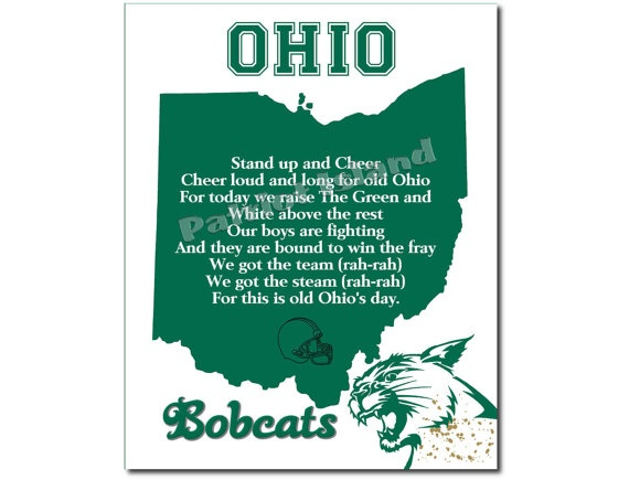 1000+ images about Ohio University Bobcat Items on ...
