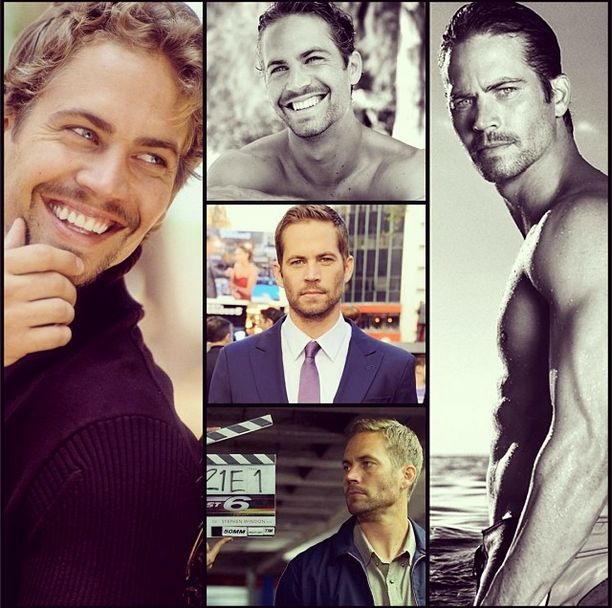 Paul is omgg he so handsome luv me sum paul walker he was alwas my favorite actor wish he was still here