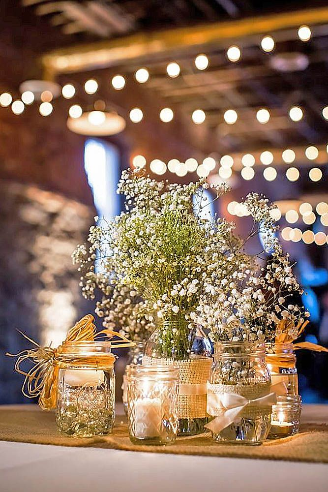 27 Ideas Of Budget Rustic Wedding Decorations