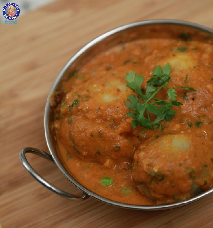 Stuffed Aloo Kofta (Potato Curry) #Indian #Vegetable #Curry ...