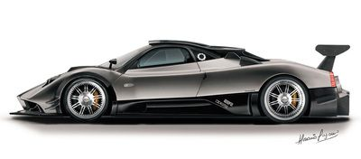 Pagani Zonda I Reviews, Videos, Specs, Price, Top Speed & More - Rev To The Limit